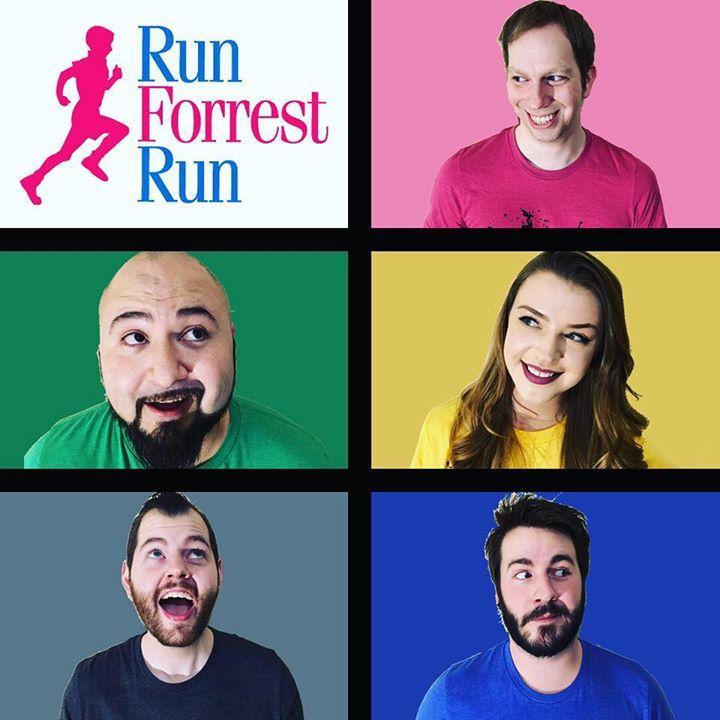 Run Forrest Run Tour Dates