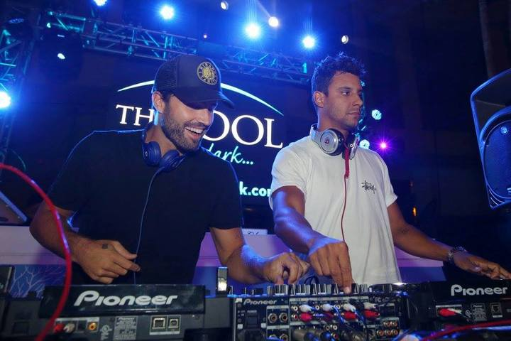 Brody Jenner @ Harrah's Pool After Dark with Devin Lucien - Atlantic City, NJ