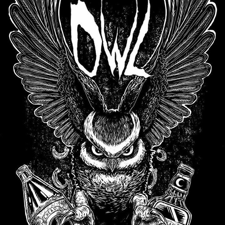 Owl @ The Blue Moon - Cambridge, United Kingdom