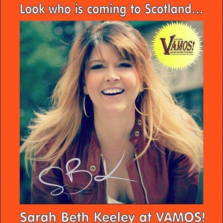 Sarah Beth Keeley Tour Dates
