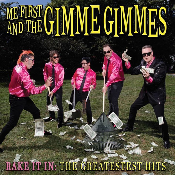Me First and the Gimme Gimmes @ Sala But - Madrid, Spain
