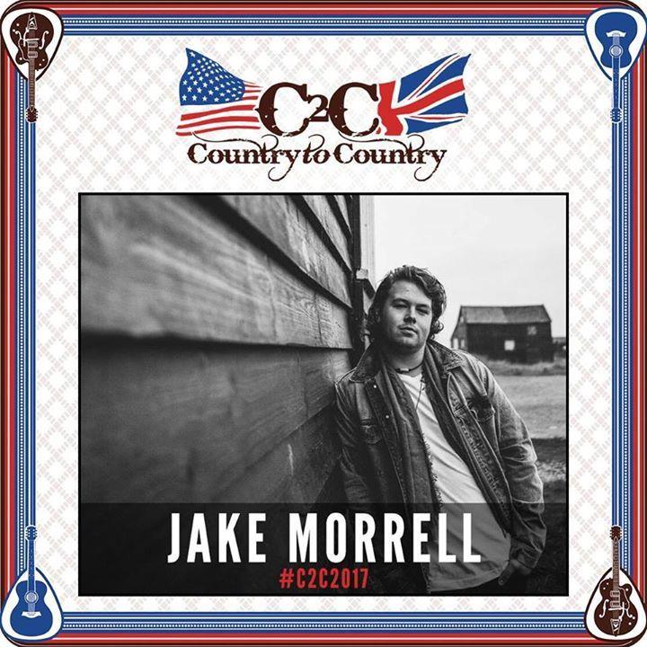 Jake Morrell Tour Dates