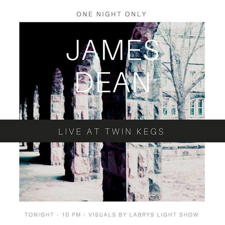 James Dean Tour Dates