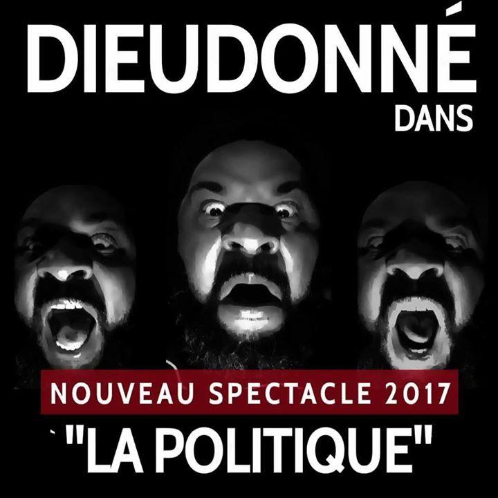 Dieudonne Tour Dates