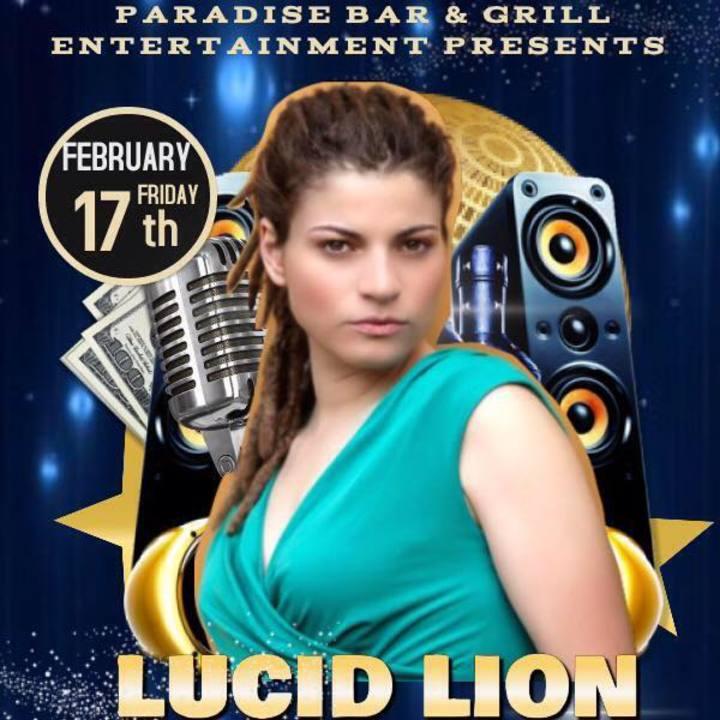 Lucid Lion Tour Dates