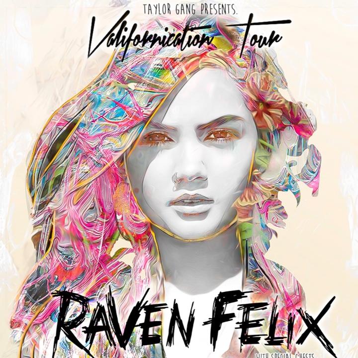 Raven Felix Tour Dates