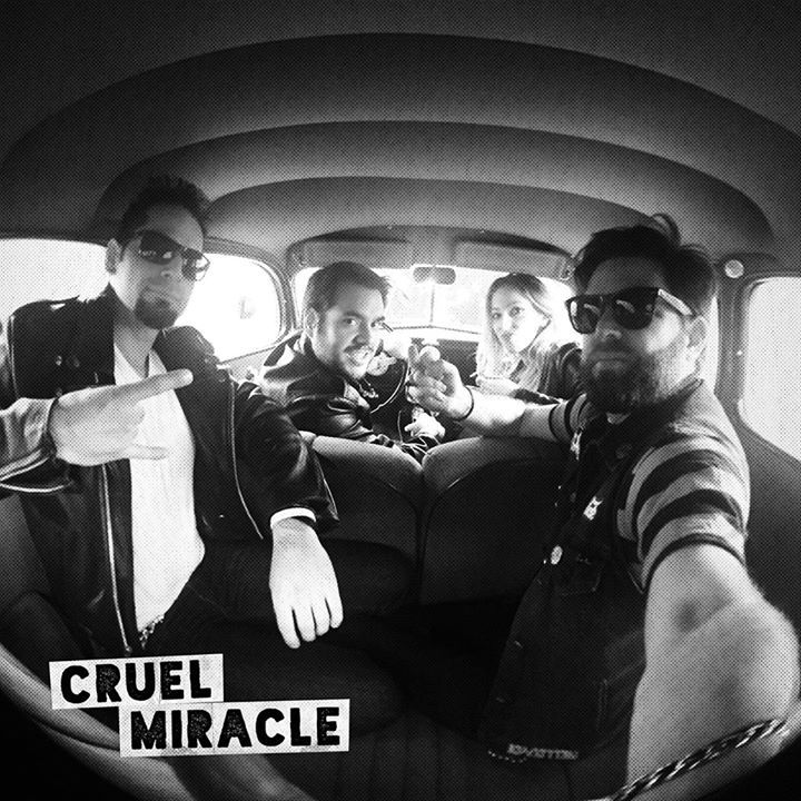 Cruel Miracle Tour Dates