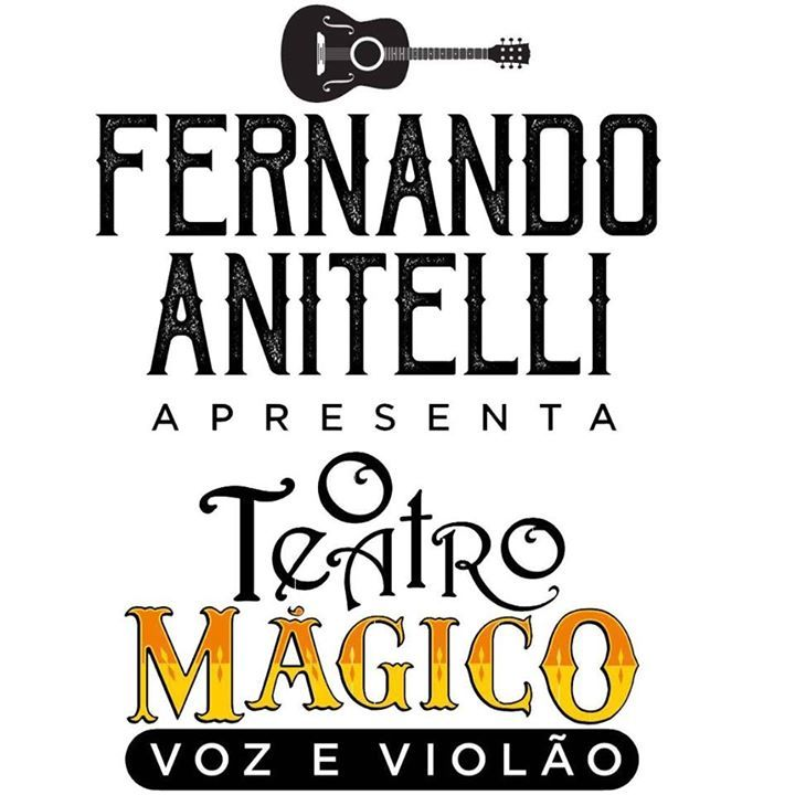 O teatro magico Tour Dates