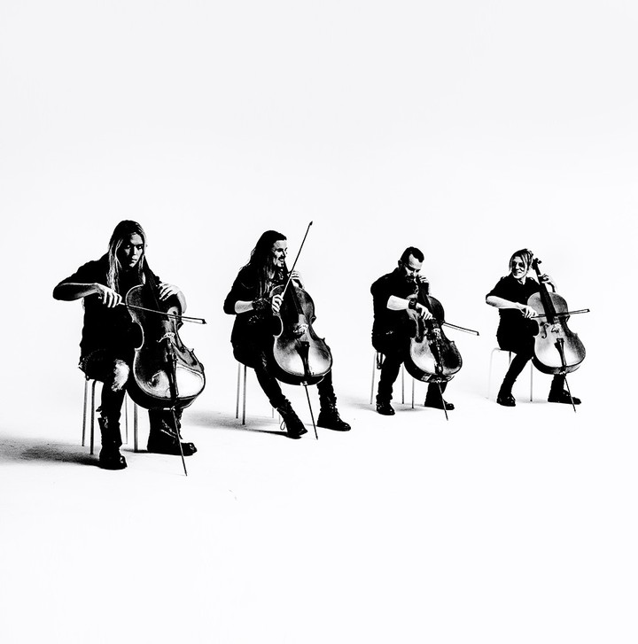 Apocalyptica @ Full Metal Mountain - Bad Gastein, Austria