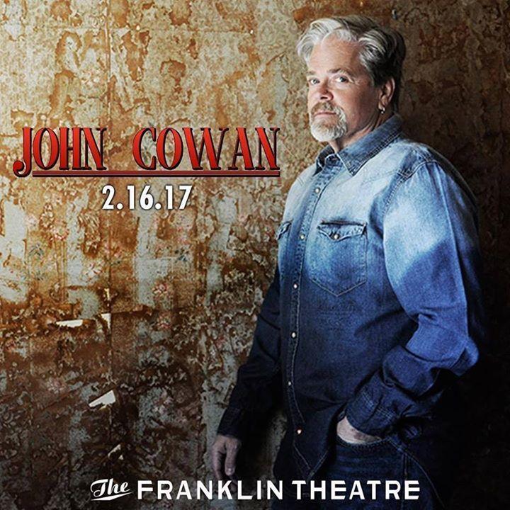 The John Cowan Band @ Sumter Opera House - Sumter, SC