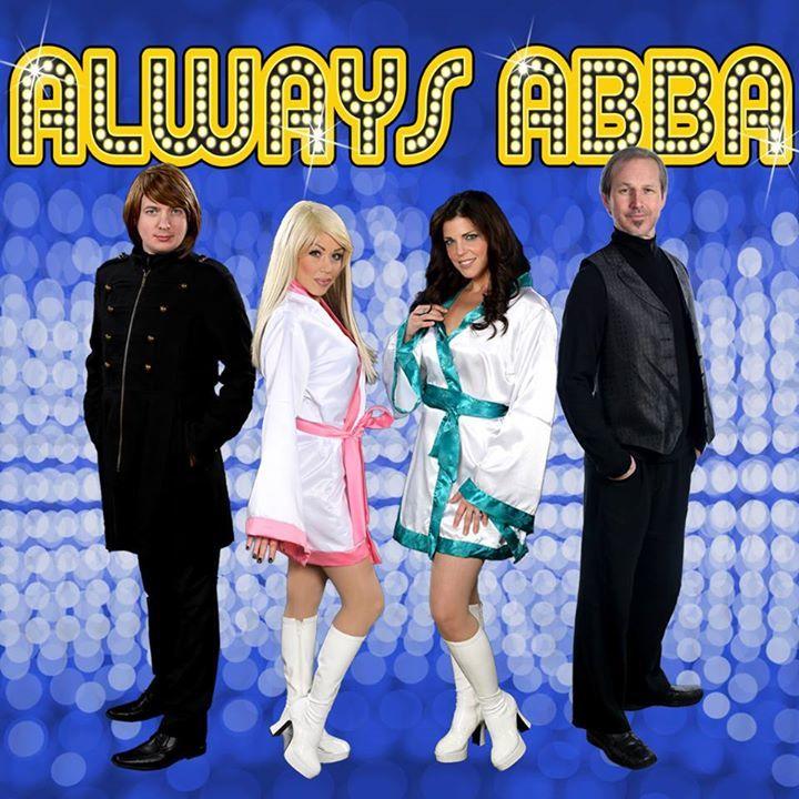 ALWAYS ABBA Tour Dates