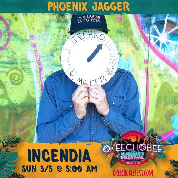 Phoenix Jagger Tour Dates