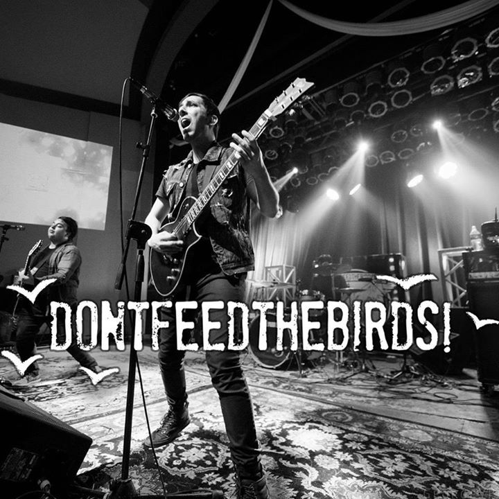Don't Feed The Birds Tour Dates