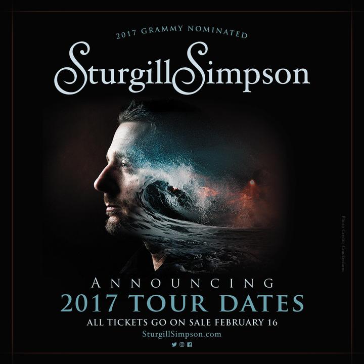Sturgill Simpson @ Fox Theatre - Detroit, MI