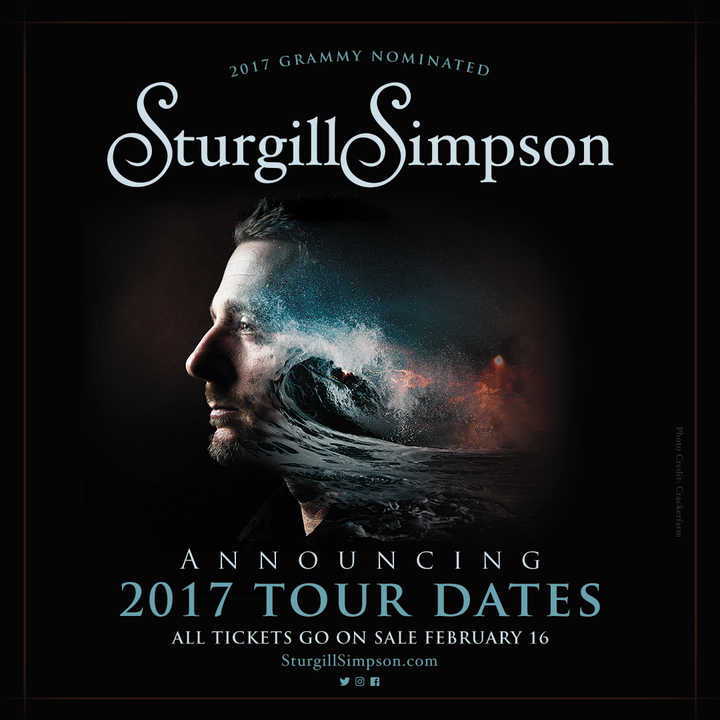 Sturgill Simpson @ The Greek Theatre - Los Angeles, CA