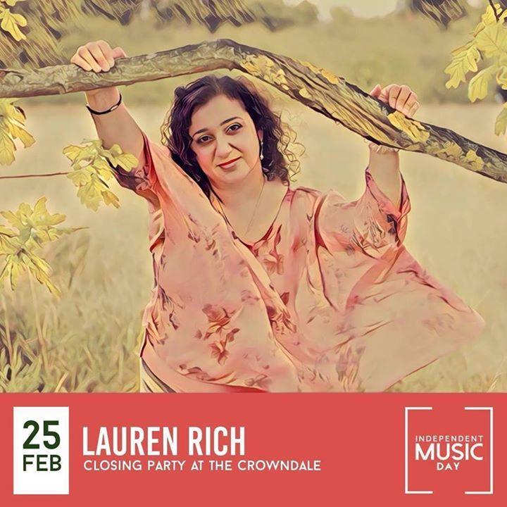 Lauren Rich Tour Dates