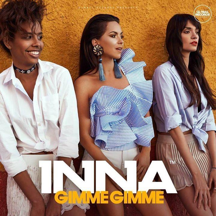 INNA France Tour Dates