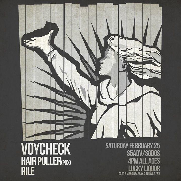 Voycheck Tour Dates