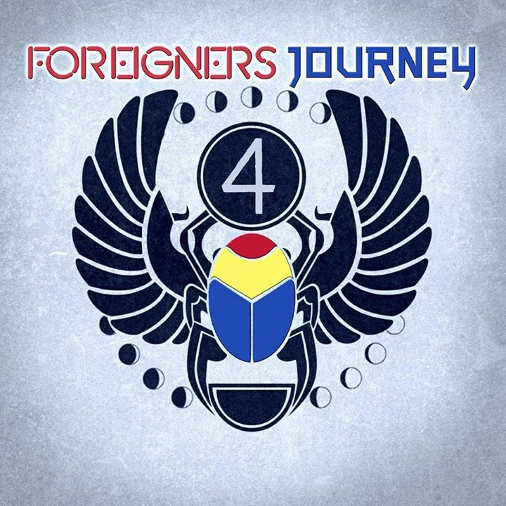 Foreigners Journey @ SkyBox - Tewksbury, MA