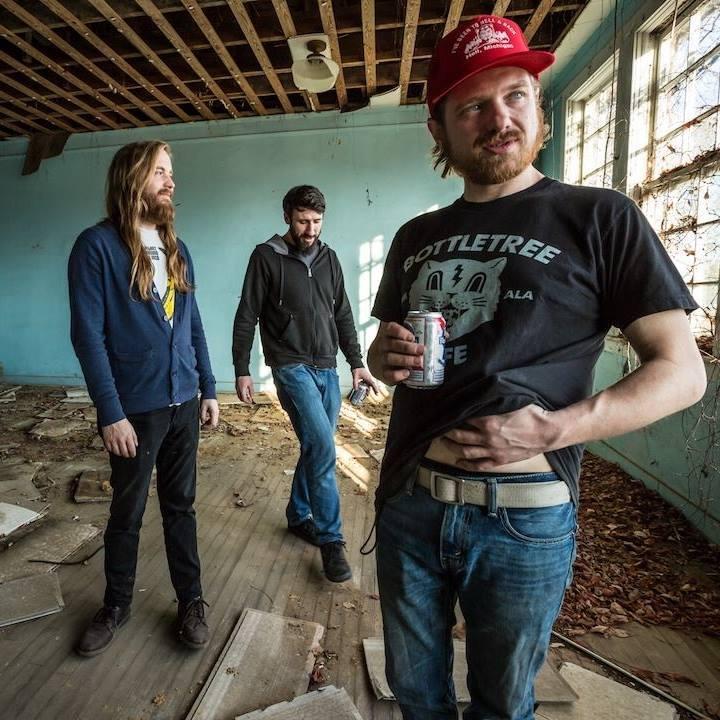 New Devils @ Ghost Train - Birmingham, AL