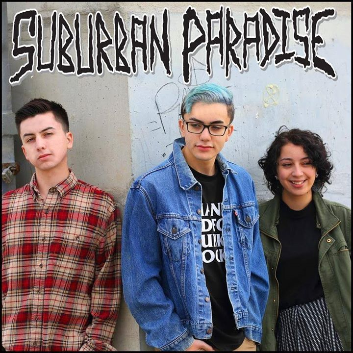 Suburban Paradise Tour Dates