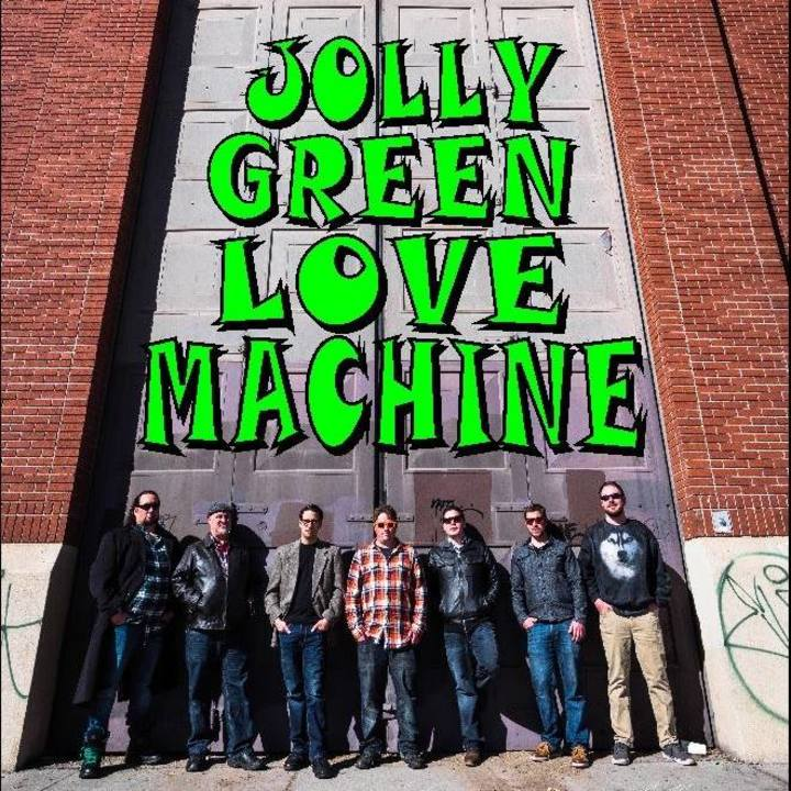 Jolly Green Love Machine Tour Dates