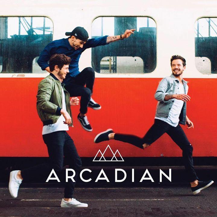 Arcadian Tour Dates
