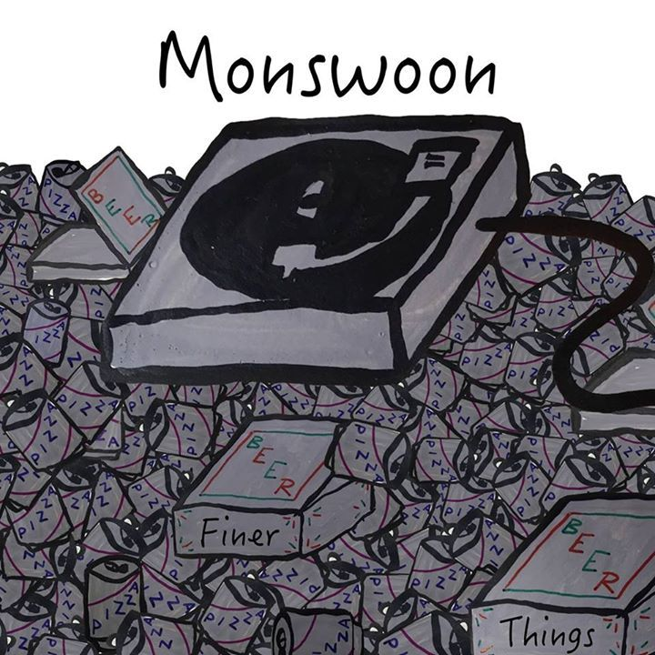 Monswoon Tour Dates