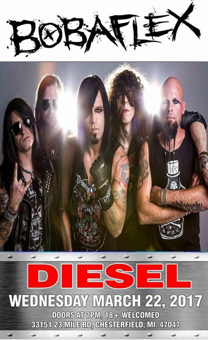 Bobaflex @ Diesel Concert Lounge - Chesterfield, MI