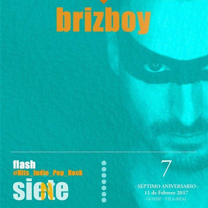 Brizboy Tour Dates