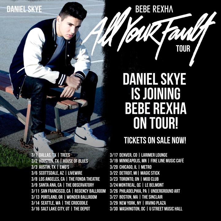 Daniel Skye @ Metro - Chicago, IL