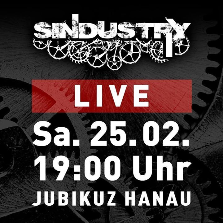 SINDUSTRY Tour Dates