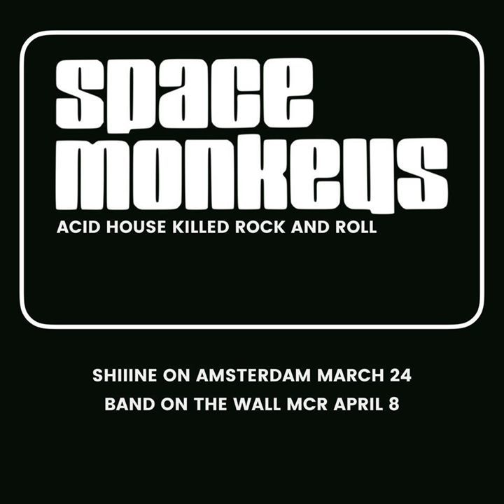 Space Monkeys Tour Dates