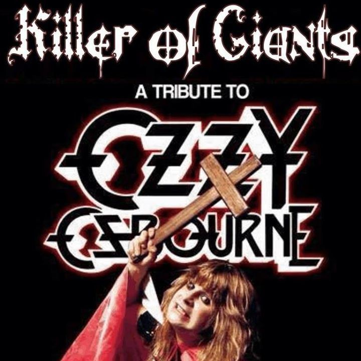 Killer Of Giants: A Tribute to Ozzy Osbourne Tour Dates