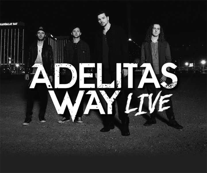 Adelitas Way @ The Pub Fountains - Sugar Land, TX