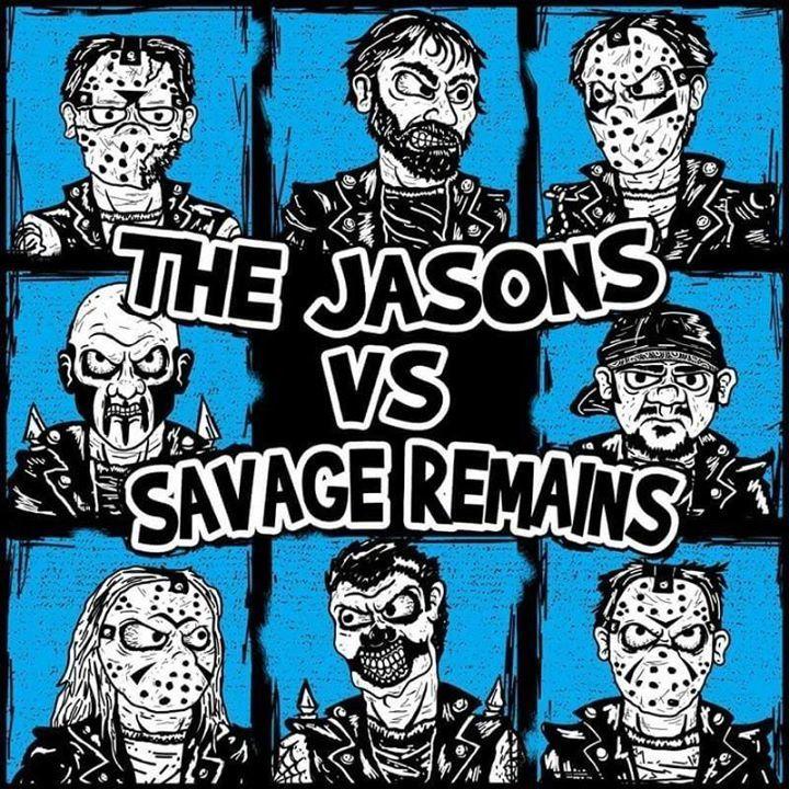 Savage Remains Tour Dates