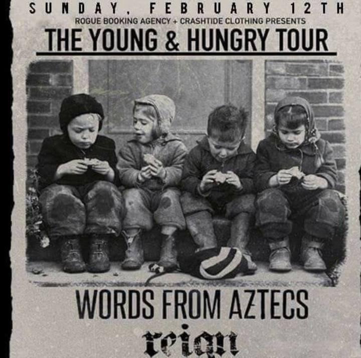 Burden of the Dead Tour Dates
