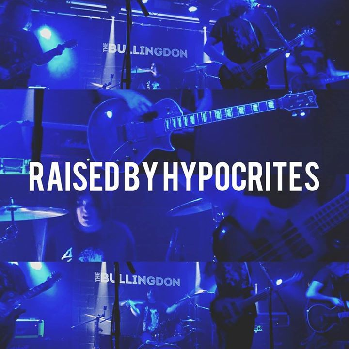 Raised By Hypocrites Tour Dates