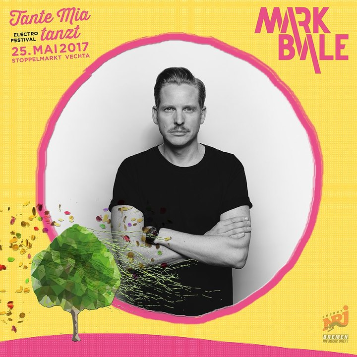 Mark Bale @ Tante Mia tanzt Festival - Vechta, Germany