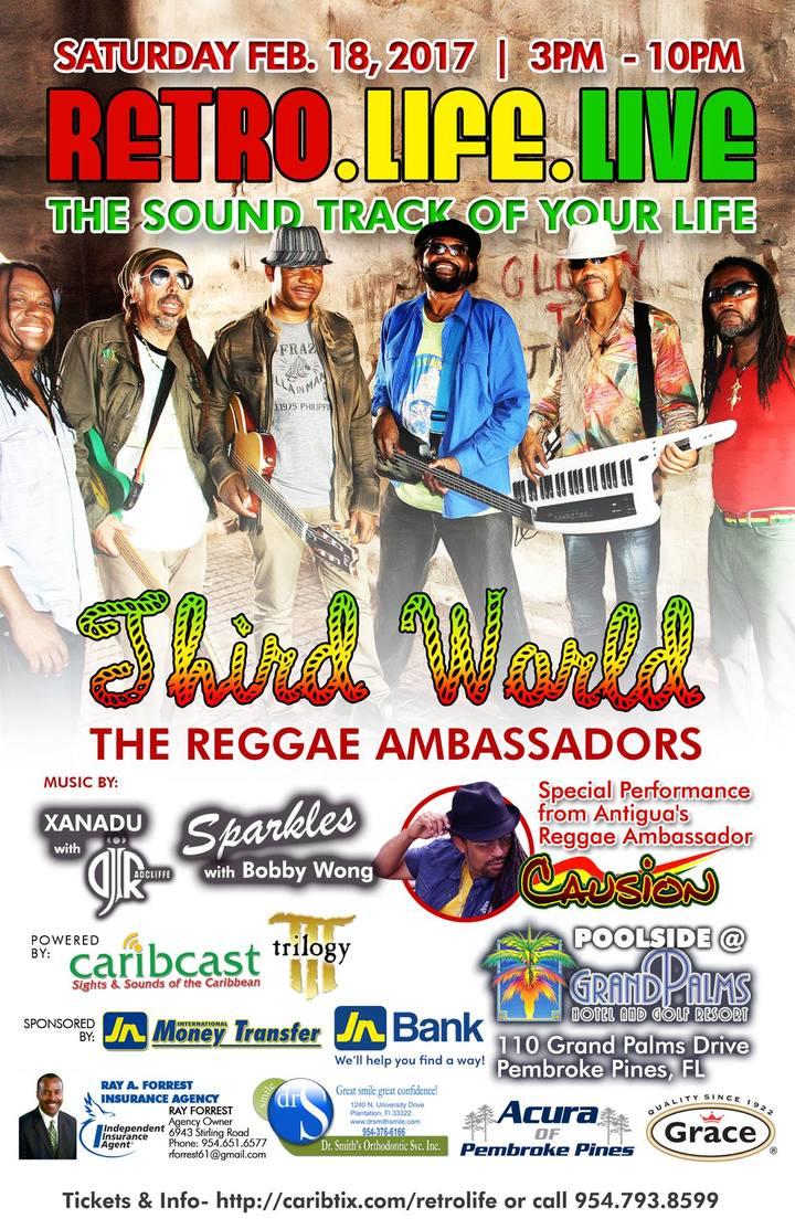 Third World @ Grand Palms - Pembroke Pines, FL