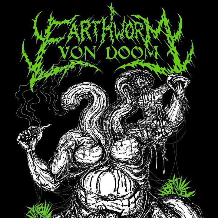 Earthworm von Doom @ Bungalow Bar & Grill - Manchester, NH