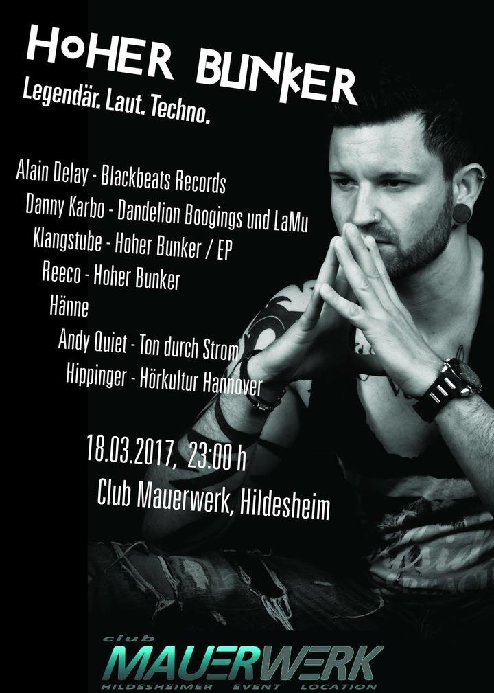 Klangstube @ Hoher Bunker - Hildesheim, Germany