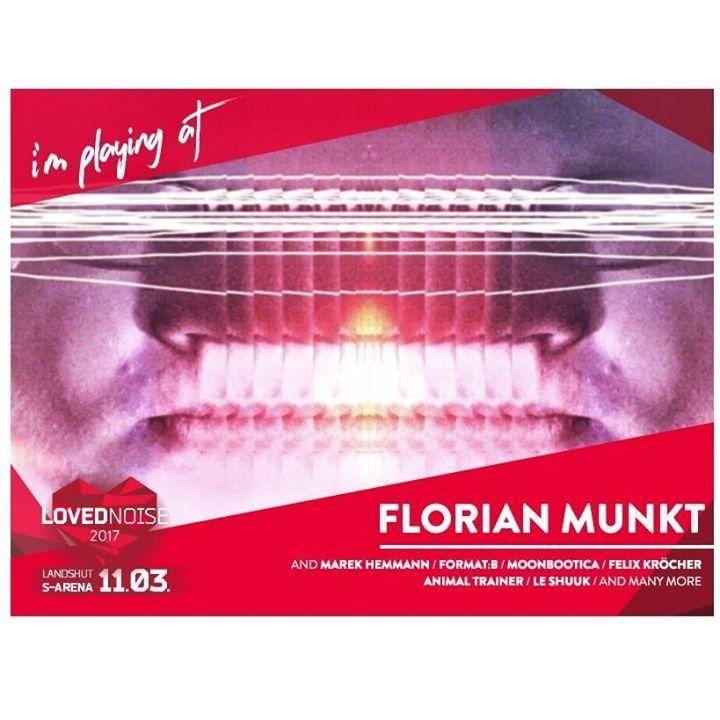 Florian Munkt Tour Dates