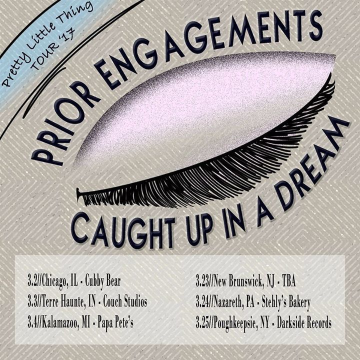 Caught Up in a Dream Tour Dates