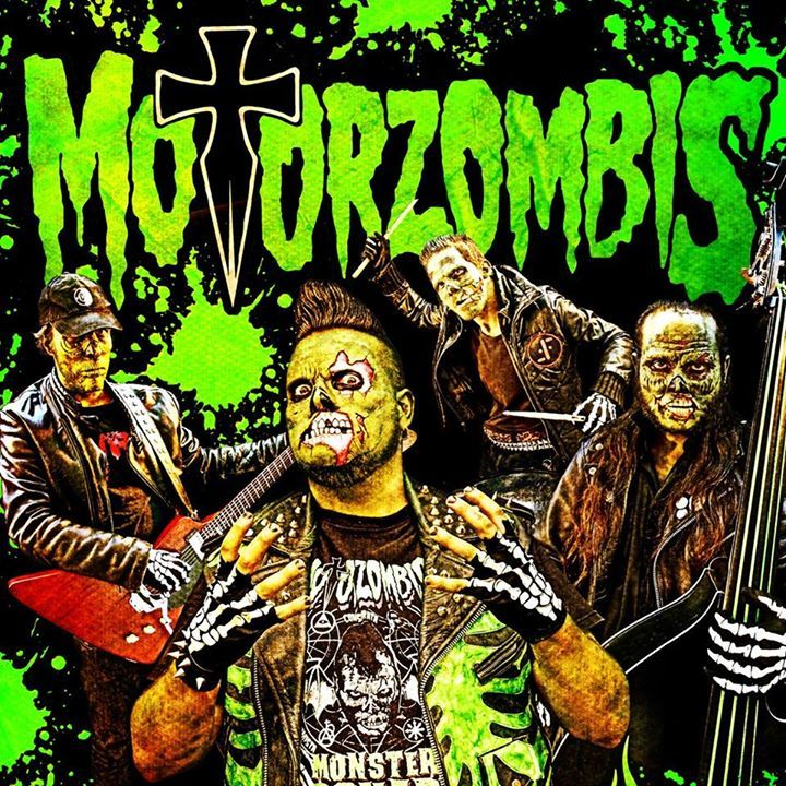 Motorzombis Bcn Tour Dates