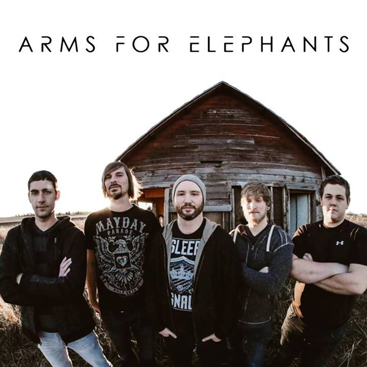 Arms For Elephants Tour Dates