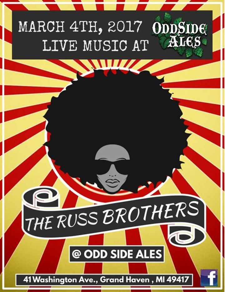 The Russ Brothers Tour Dates