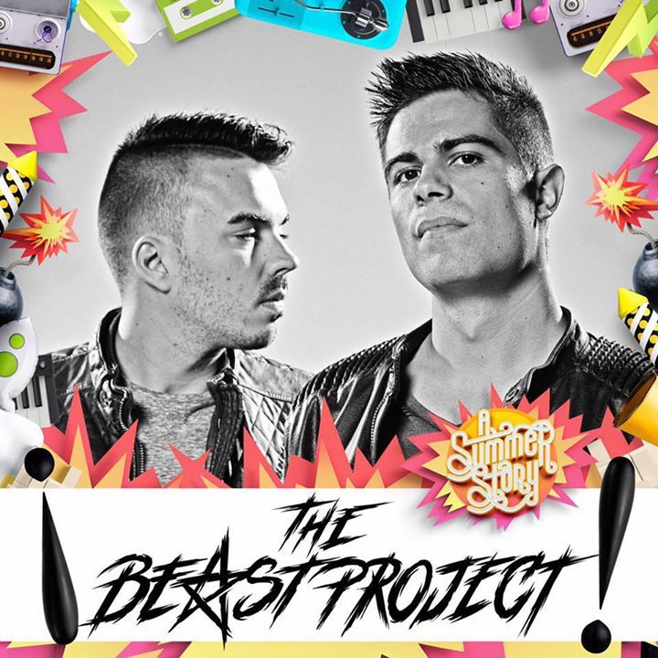 TheBeastProject Tour Dates