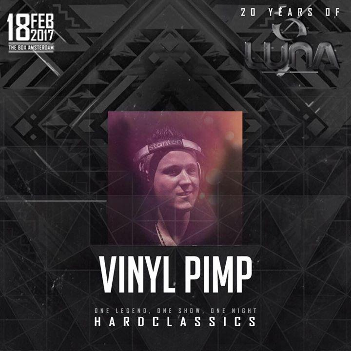 The Vinyl Pimp Tour Dates