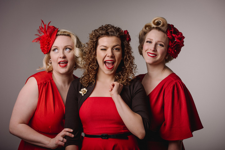 ROSIE & THE RIVETERS Tour Dates